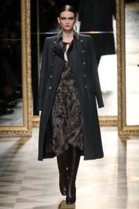 Тенденции моды стиль милитари
