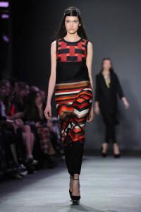 """Тенденции моды 2012 """"многослойность"""""""