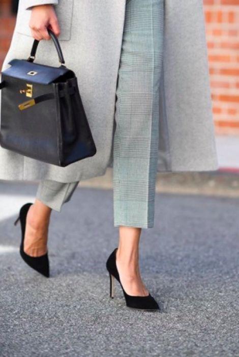 Элегантный стиль. Крой и посадка одежды