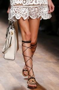 Обувь Сандалии Valentino