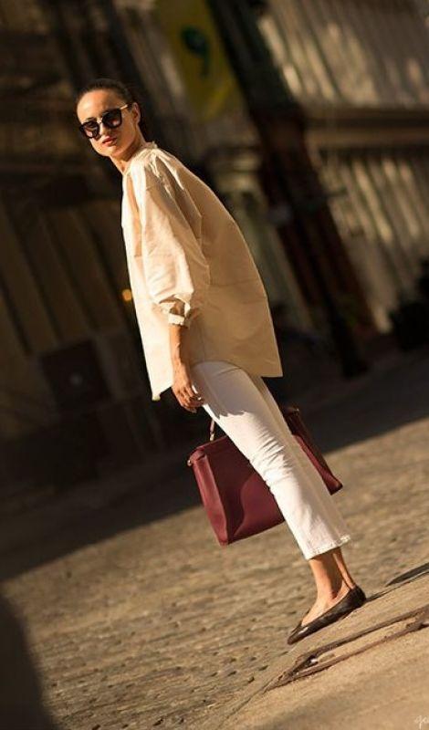 Обувь без каблука: как выбрать и с чем носить