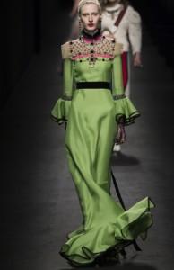 Викторианская эпоха Gucci