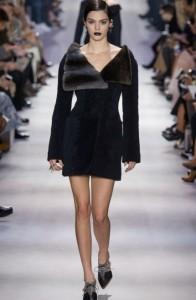 Вырез Christian Dior